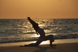 cresent yoga