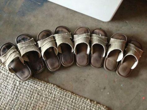 RD Sandals