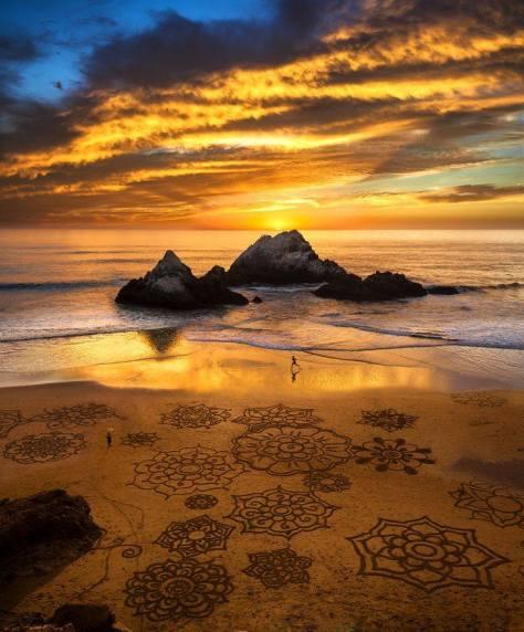 Sunset-runOcean-Beach-San-Francisco