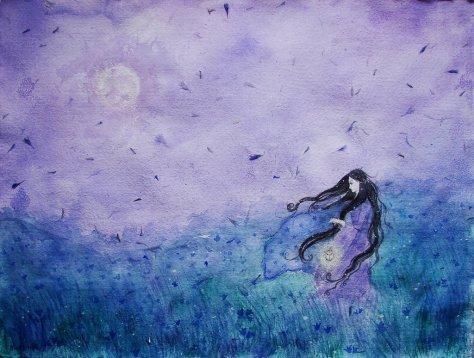 Evening_dreamer_by_Ninquelen